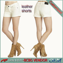 new 2014 hot sale china manufacturer custom wholesale adult women cheap sexy ladies shorts 2012