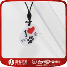 non adhesive offset printing custom nfc tag manufacturer in china