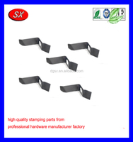 custom flat steel Pump Bracket Rear Retaining bracket