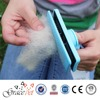 Convenient Use Self-Cleaning Pet Grooming Brush Dog Slicker