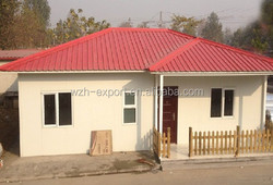 Perfect design Low cost Chinese prefabricated modular EPS house from Shijiazhuang city