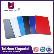 Alucoworld acp decorative building materials /interior building decorations walls panels