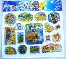 Cartoon Epoxy Stickers