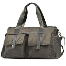 Poyester Travel Bag ,Duffel Bag , Gym Bag YOFI Design for Men