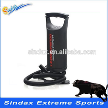 Mini promotional basketball /football hand air pump/ball pump/ tire inflator