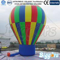 Cheap Colorful Inflatable Advertising Balloons Playground For Party