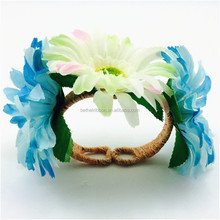 Quality manufacture imports of silk flower lei wreaths