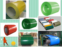 DX51D+Z ASTM12754 color coated steel coil,have top class grade