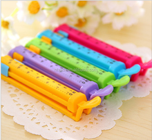 5 X Kitchen Snack Sweets Food Seal Storage Bag Lock Date Clip Recordable Clamp
