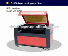 20mm acrylic laser cutter machine LC1390 / laser engraving pen