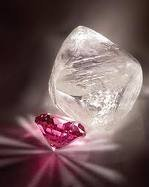 Pink Rough Diamonds