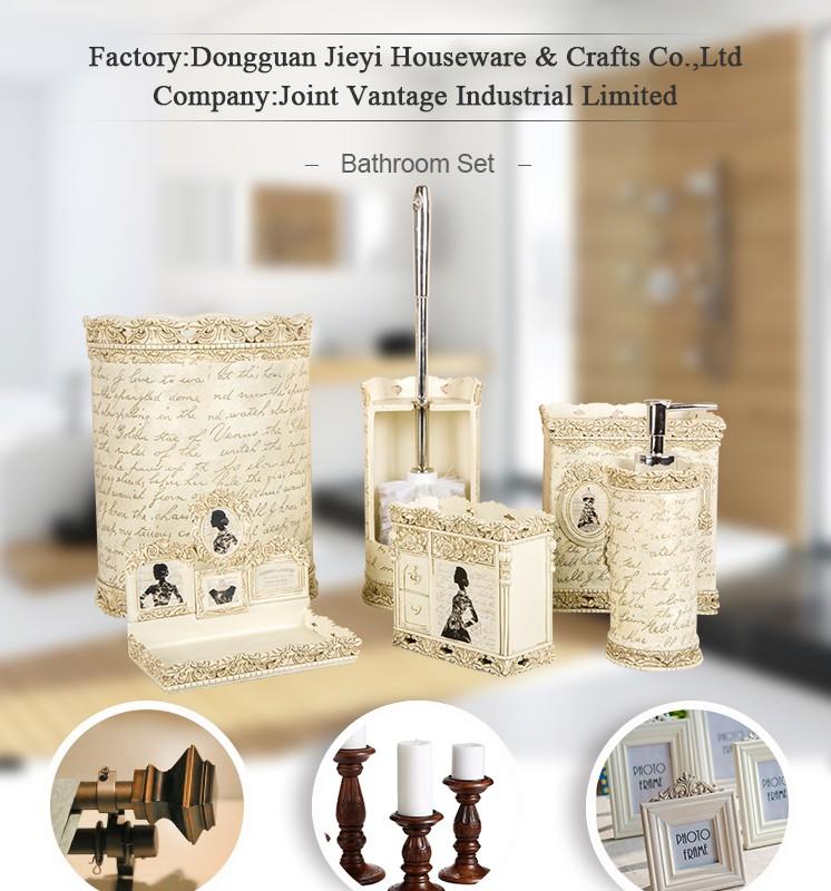 china groothandel antieke en decal afwerking badkamer sanitair set, Badkamer
