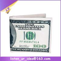 Wholesale personalized tyvek anti-tear paper wallet