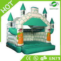 Popular sale bounce house for rent, rent a bounce house, inflatable lovely bouncer