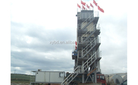 Mobile used asphalt mixing plant price