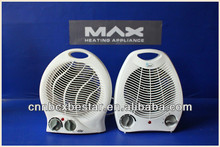 fan heater with wire heater element,bedroom series,thermostat control