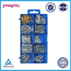 PP plastic box packing common construction nails