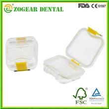 Caja de transporte de Dentaduras