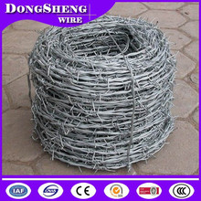 galvanized barbed wire made in china on sale by factory