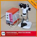 Equipo Dental AX-AWM1dental spot welder con un microscopio estéreo del zumbido
