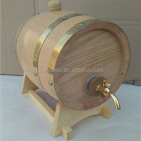 Original Oak Wine Barrel,Solid wooden Beer Barrel Keg,225 Liter Beer Barrel 2.jpg