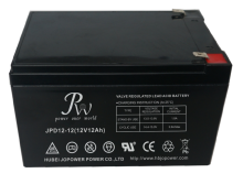 High quality VRLA 12V12Ah security system battery