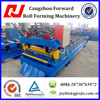 QJ-840 metal roofing roll forming machine / roofing tile roll forming machine