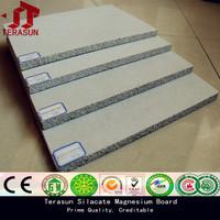 CE approval lightweight fiber cement board fiberglass wall cladding decorative panel