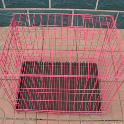 Dog Travel Crate , Metal Dog Cage ,Dog Kennel For Sale ,Wire Mesh Dog Cage
