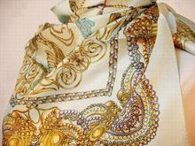 Silk Square scarf 0040
