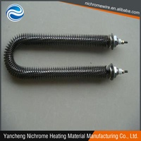 Electric heating element Finned Tube Heater