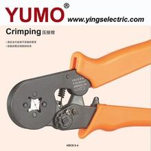 Yumo ( HSC8 6-4 ) AWG 175 mm 0.25 6 mm aislado y no aislado manga herramienta de engaste