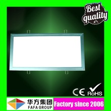 2015 newest factory wholesale led suspended ceiling lighting panel