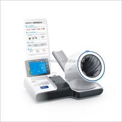 Patent Design Professional Stand Digital Automatic Blood Pressure Monitor RBP-9000 CE ROHS FDA Approve