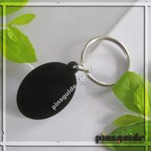 OEM Factory Directly Eco-friendly Mini Soft PVC League Of Legends Keychain For Souvenir