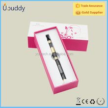 Big vapor e cig univapor kit lady ecig replaceable 2.2ohm coil huge vapor ecig beauty gift box big vapor pen