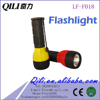Plastic Olympic Torch , Hunting LED Flashlight