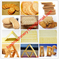 crisp and soft biscuit machine production line