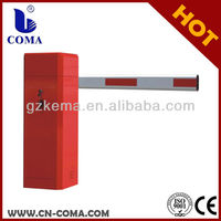 1.6s High Speed Automatic Entrance Parking Barrier Gate for Railway