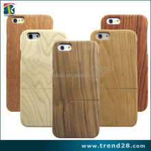 wooden case for iphone, wood phone case for iphone 6