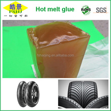 Tire making adhesive: hot melt adhesive for tire making