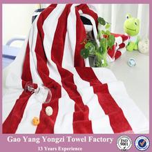 wholesale hilton hotel bright-colored cotton bath towel fabric roll exported to Australia