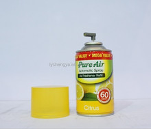 Dispenser air freshener spray, Odor neutralizer spray