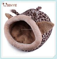 Cute Dog House Foldable Amimal Shaped Dog House Dog Bed
