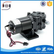 Factory supply mirco water pump 12v/24v brush motor dc pump with lower price