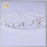 beautiful design Bridal Wedding fashion Rhinestone Tiara Crown