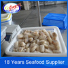 China supplier China supplier frozen monkfish cube iqf