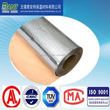 fireproof aluminum foil/2-way-scrim/kraft paper thermal insulation material