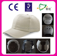 high quality abs plastic helmets insert safety bump cap