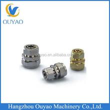 Brass reducing socket adapter
